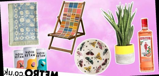 11 spring essentials to freshen up your home and garden