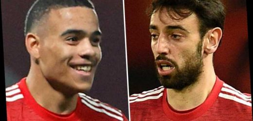 Bruno Fernandes gives Man Utd hero Mason Greenwood brutal warning and says it's not all about scoring after Brighton win