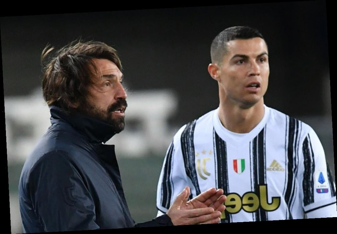 Cristiano Ronaldo 'fighting for Juventus future as squad and backroom staff placed on trial and face transfer exits'