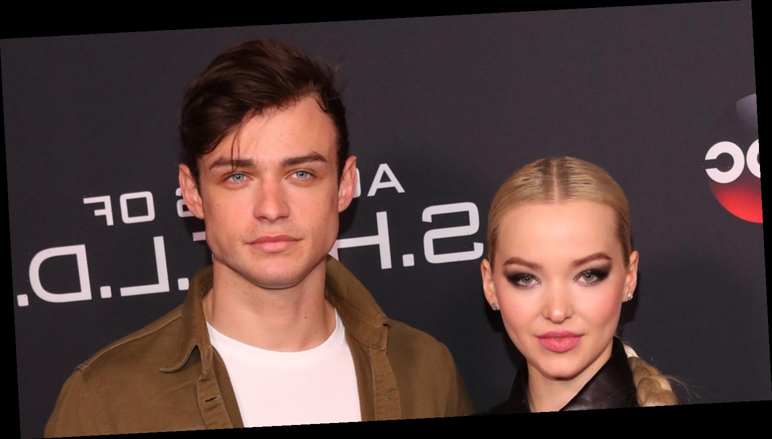 Dove Cameron Played 'Lazy Baby' For Thomas Doherty Before Releasing It