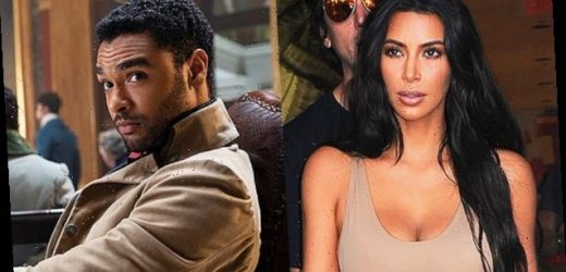 Kim Kardashian Is 'Not OK' After Learning Regé-Jean Page Is Leaving 'Bridgerton': 'How Can This Be?'