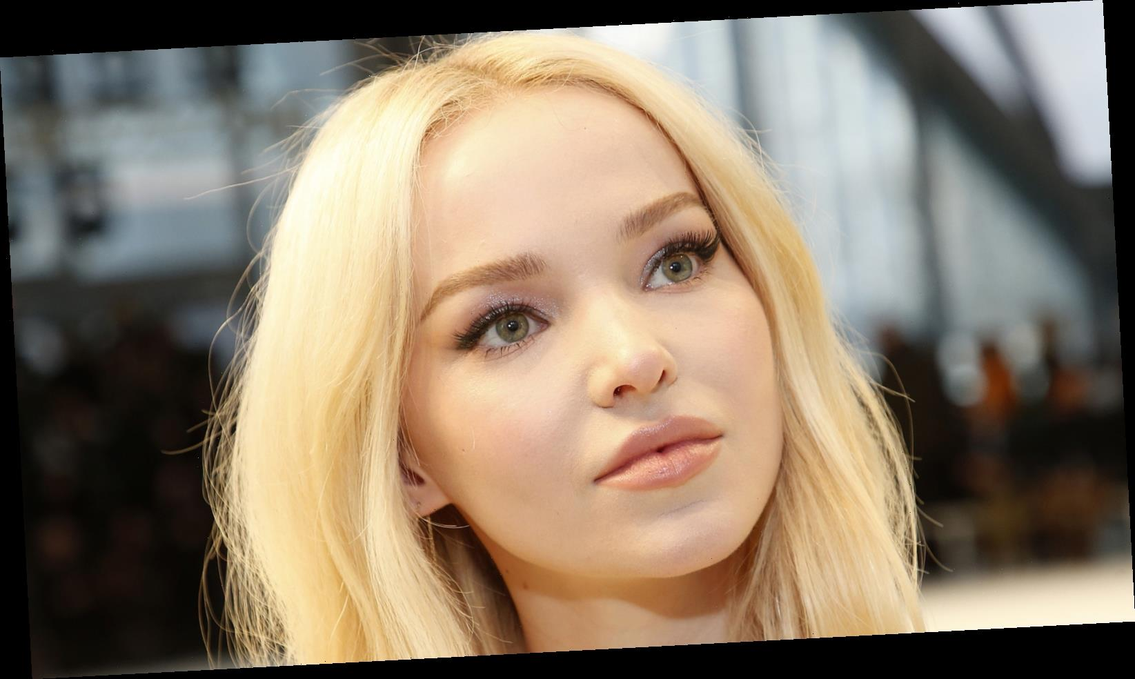 The Truth About Dove Cameron's Skincare Routine