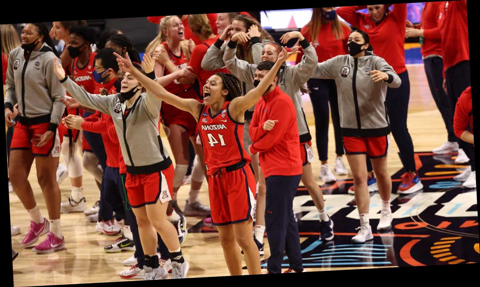 March Madness schedule, odds and TV info for women's NCAA Tournament national championship game Arizona vs. Stanford