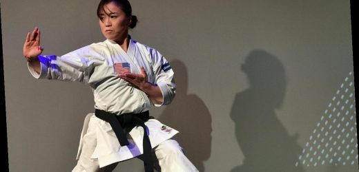 US Olympian Sakura Kokumai reveals she was target of angry rant at California park