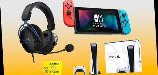 These are the best gaming gifts for grads