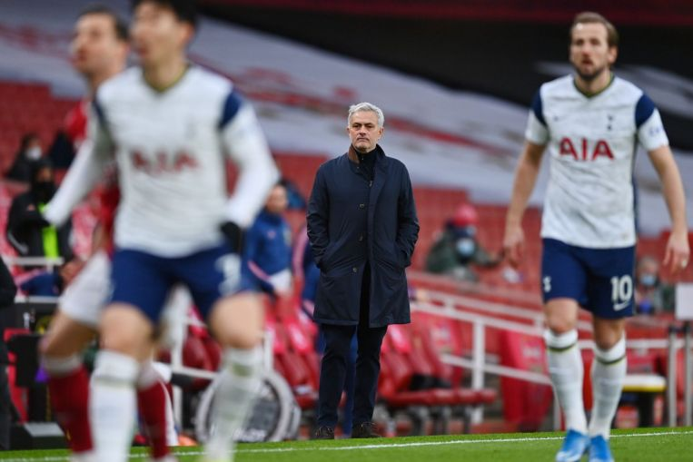 Mourinho's past suggests future will be worse for Tottenham