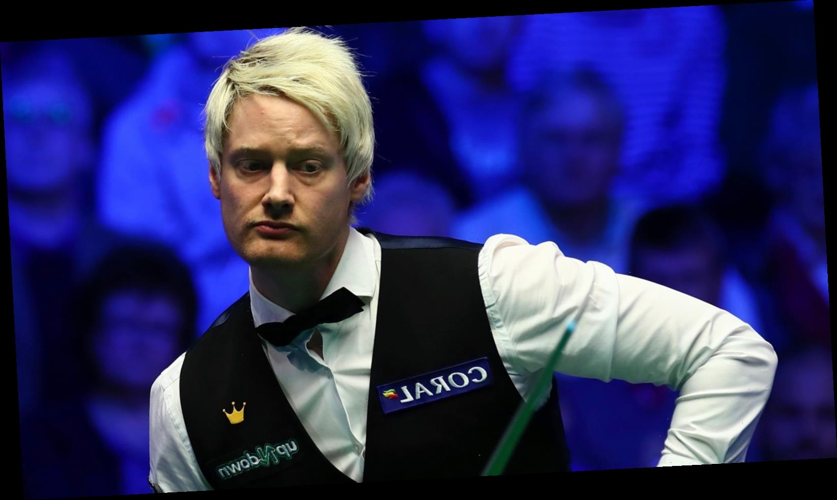 Neil Robertson defeats Ronnie O'Sullivan in Tour Championship final at Celtic Manor