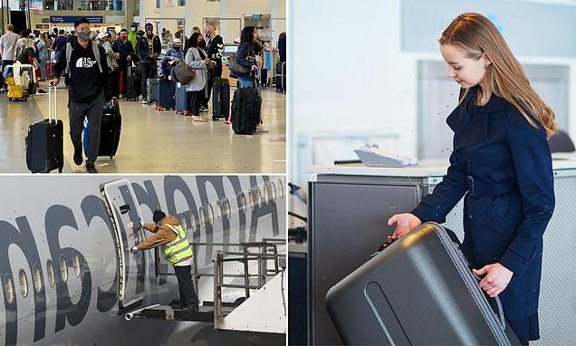 Airlines may start WEIGHING passengers voluntarily at the gate