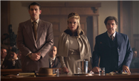 Al Pacino Acquits Himself in an Awful Courtroom Drama About the First American Woman Accused of Treason