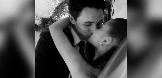 Ariana Grande shares first photos from wedding to Dalton Gomez