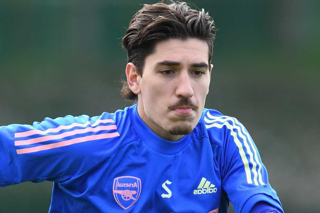 Arsenal ace Hector Bellerin wanted by Real Betis in loan transfer with option to buy as 'Arteta wants him out in summer'