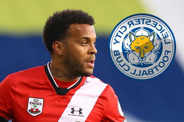 Arsenal transfer blow as Leicester 'agree to sign Ryan Bertrand on free' after full-back's release by Southampton