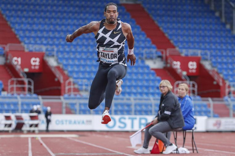 Athletics: Olympic triple jump champion Taylor to miss Tokyo Games after Achilles injury