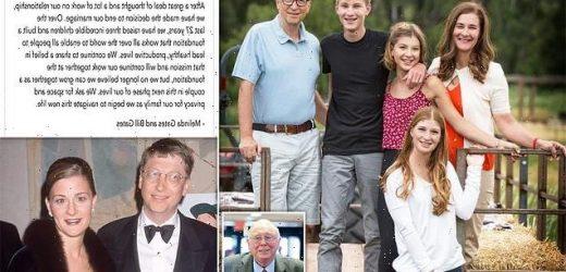 Bill Gates hires Warren Buffet's right-hand man as his divorce lawyer