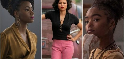 Black Girl Magic Is Making Afrofuturism In Cinema Bewitchingly Beautiful