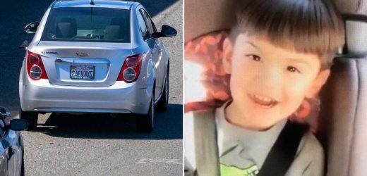 Boy, 6, shot dead on way to school in apparent road rage incident