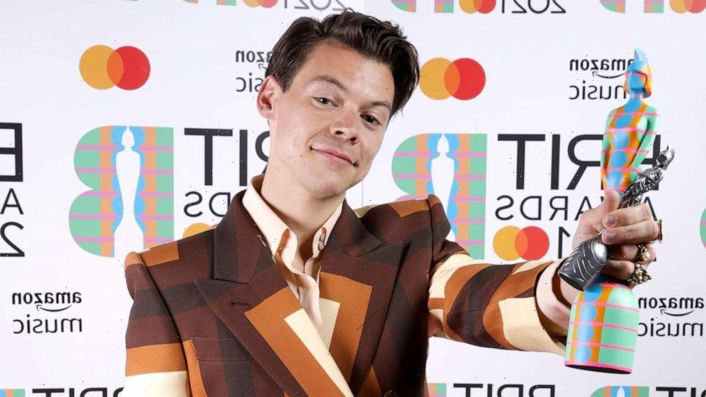 Brit Awards 2021 red carpet styles: Taylor Swift, Dua Lipa and more