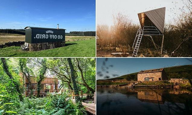 Britain's top remote staycations revealed