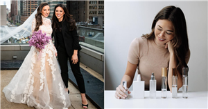 Brittany Lo Brings Inclusivity and Self-Love to the Bridal Industry With Her 2 Beauty Brands