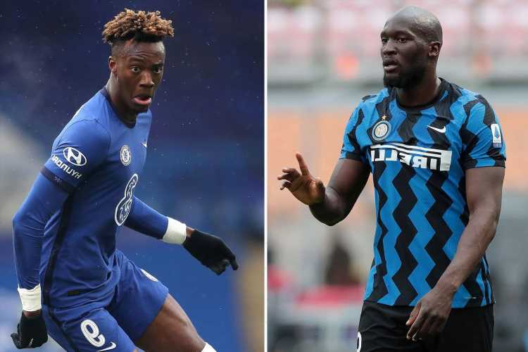 Chelsea 'looking to sell SIX top stars including Tammy Abraham to fund Romelu Lukaku transfer return from Inter Milan'