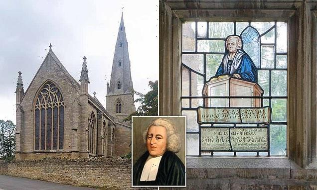 Church creates memorial to celebrate slave trader turned abolitionist
