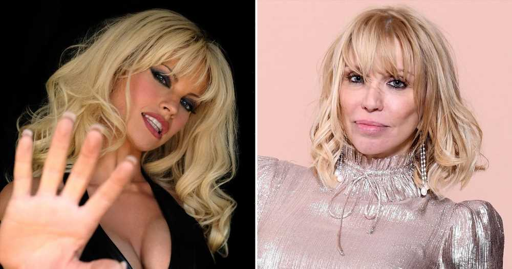 Courtney Love Slams Lily James, Defends Pamela Anderson Amid Hulu Series