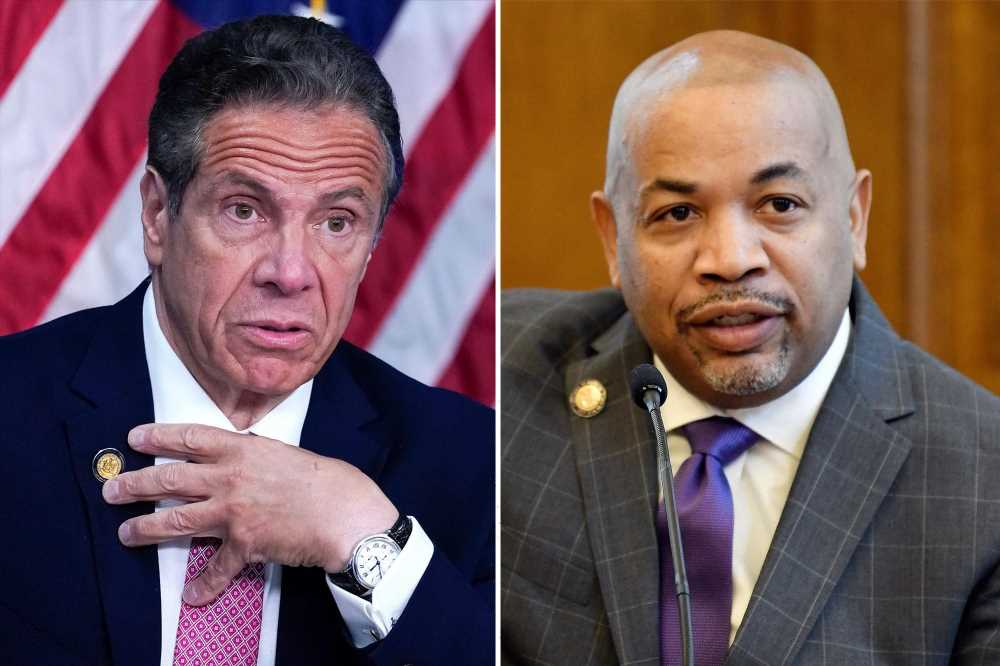 Cuomo used Speaker Heastie in bid to silence critic as Post exposed COVID coverup