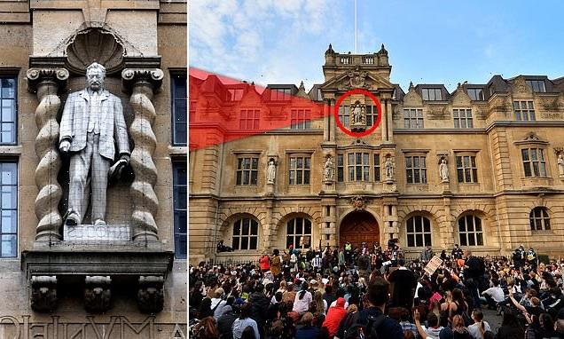 DOMINIC SANDBROOK: Oxford college refused to give in to the woke mob