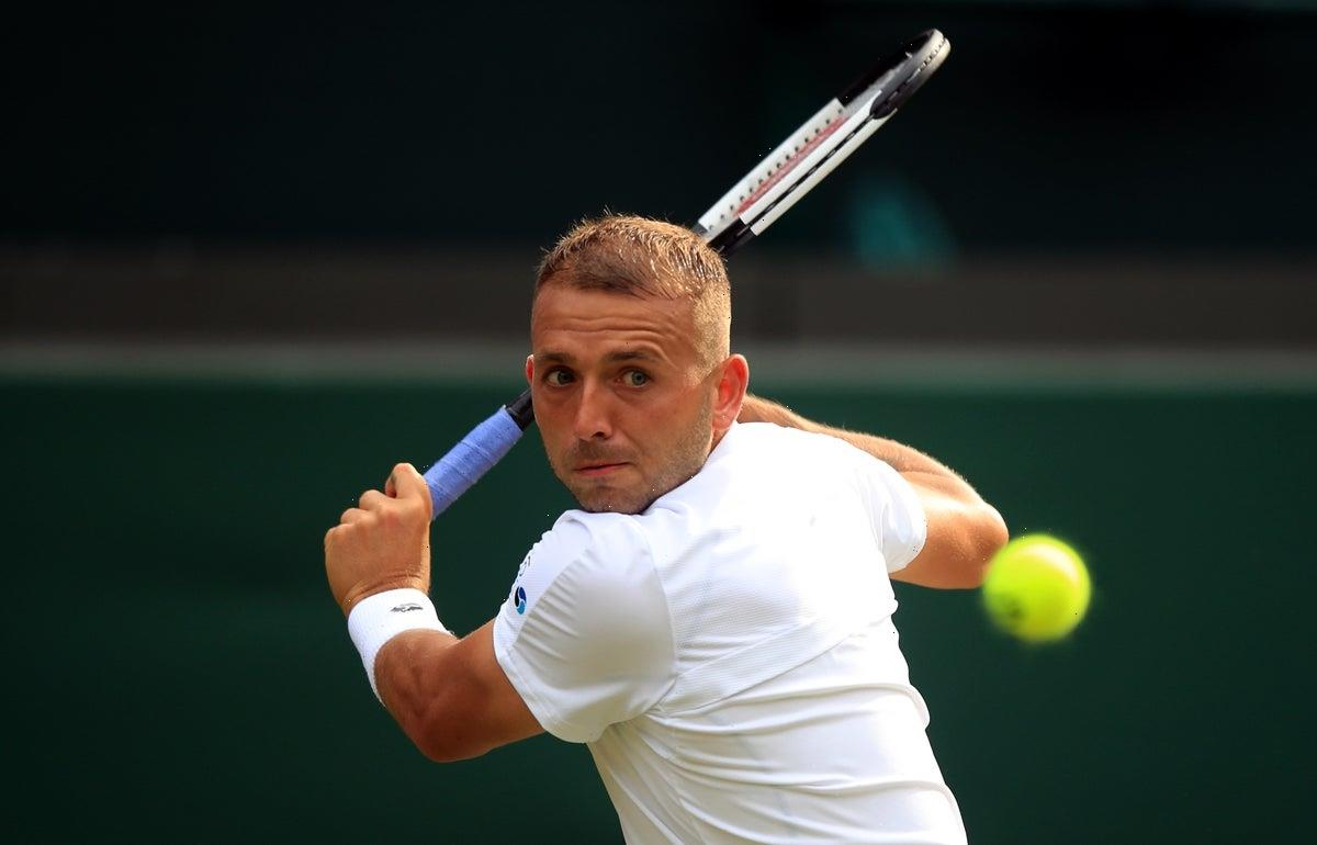 Dan Evans focused on French Open rather than Dominic Thiem's comments about him