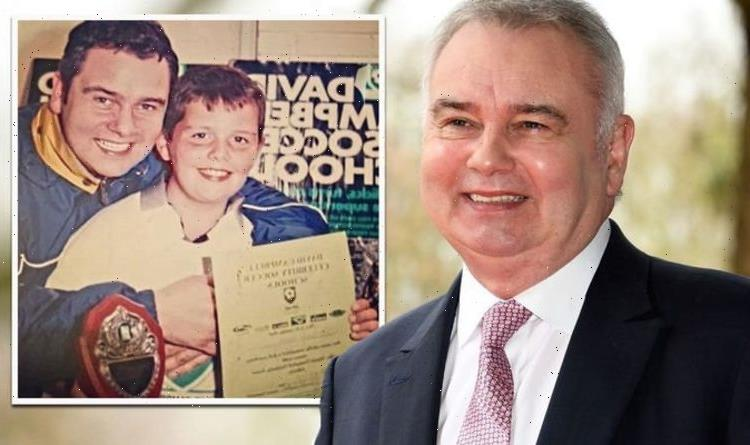 Eamonn Holmes: This Morning host's rare snap of lookalike eldest son Declan sparks frenzy