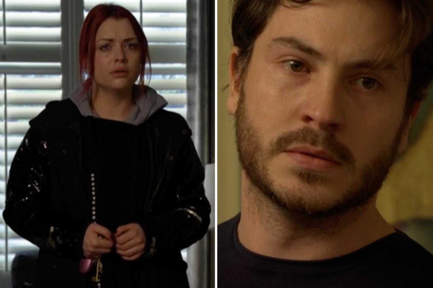 EastEnders fans convinced Whitney Dean will expose Gray Atkins' murders after his vile outburst