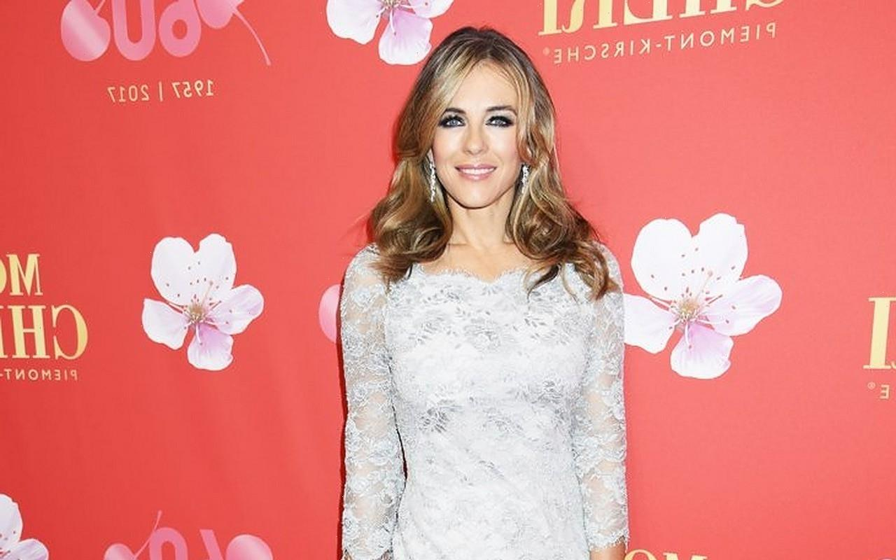 Elizabeth Hurley Flirted With Mob Experts to Smooth Out Issues on Set of 'Mickey Blue Eyes'