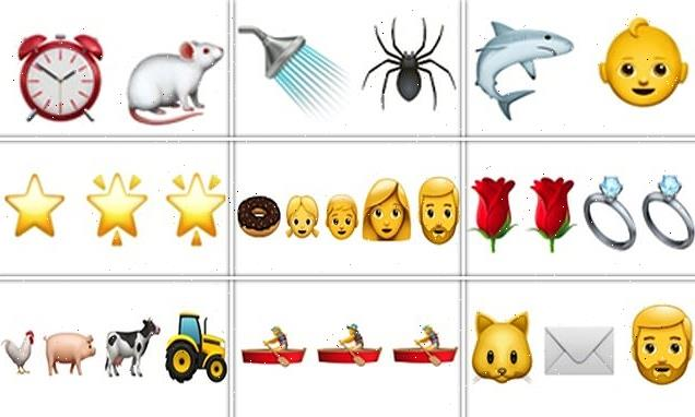 Emoji quiz challenges players to name kids TV theme tunes and rhymes