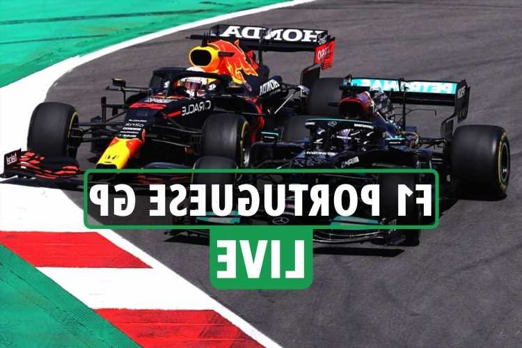 F1 Portuguese Grand Prix LIVE RESULTS: Hamilton LEADS with Verstappen in scrap with Bottas for second – updates