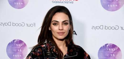 Fans Think Mila Kunis' Head Looks Photoshopped on in New Photo