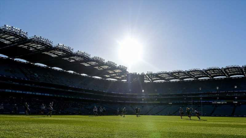 Fans to return to sports events in Ireland as government confirms easing of Covid-19 restrictions