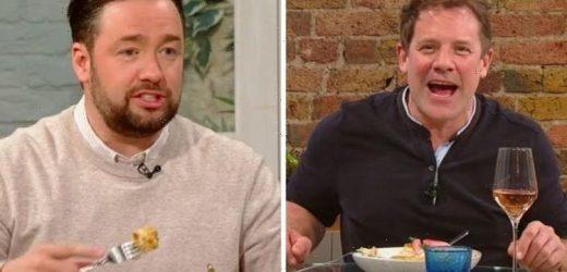 'Feel sorry for them' Jason Manford pities BBC staff on Saturday Kitchen