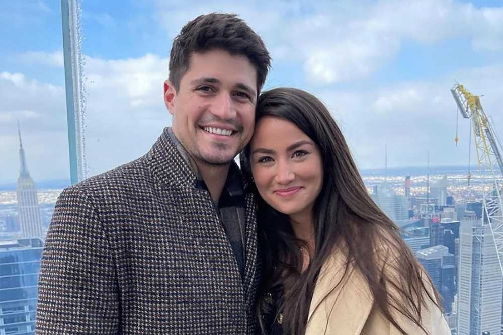 Former 'Bachelor' star Caila Quinn and boyfriend Nick Burrello are married