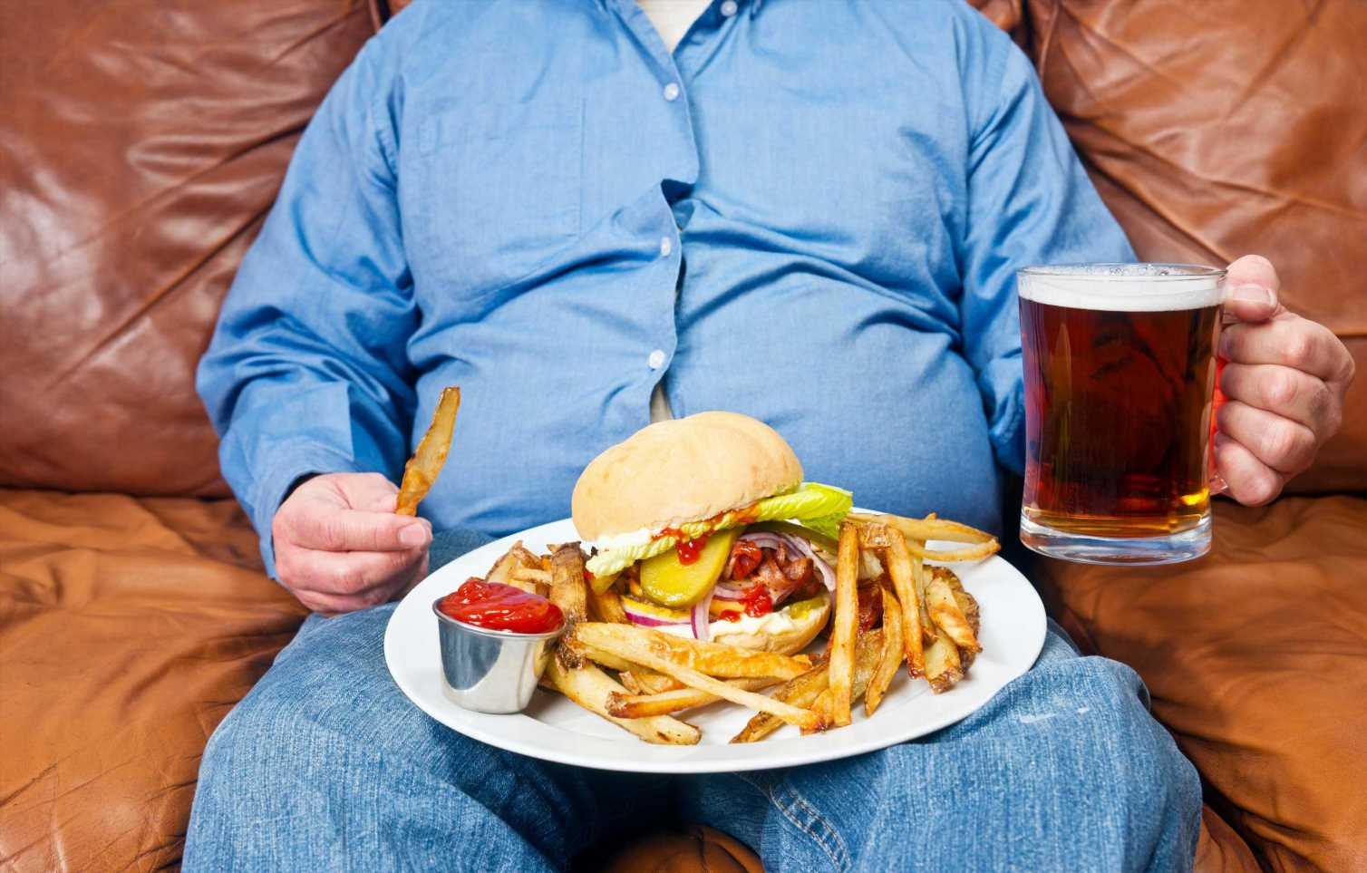 Fresh crackdown on junk food launched in post-Covid war on obesity, Queen's Speech reveals
