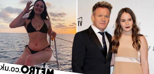 Gordon Ramsay's model daughter Holly denies she's signed up to Love Island 2021