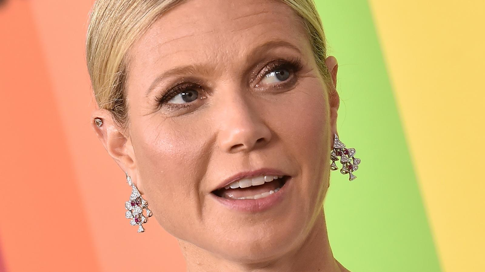 Gwyneth Paltrow's Visit To The DMV Is Raising Eyebrows. Here's Why
