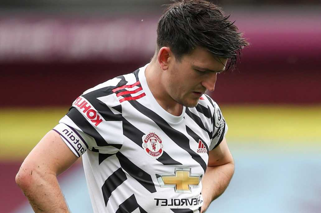 Harry Maguire suffers ligament damage but Man Utd skipper hopes to be fit for Europa League final