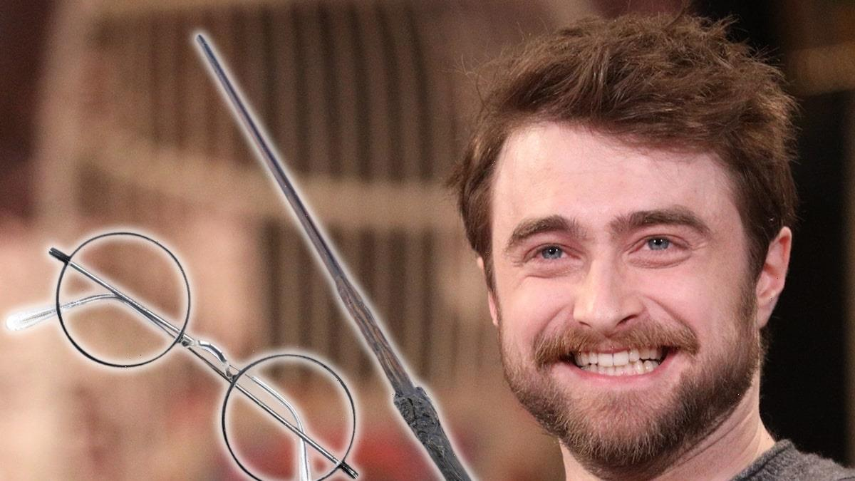 Harry Potter Wand, Glasses From 'Deathly Hallows' Hit Auction Block