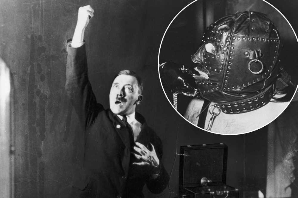 Hitler's sex life included S&M, urine play, and incest, documentary claims