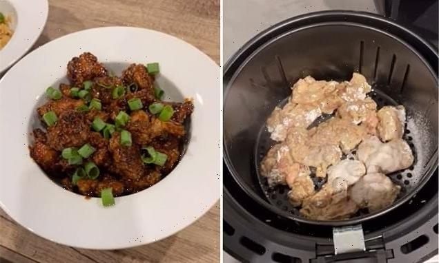 Home cook reveals his 30-minute air fryer fried chicken recipe