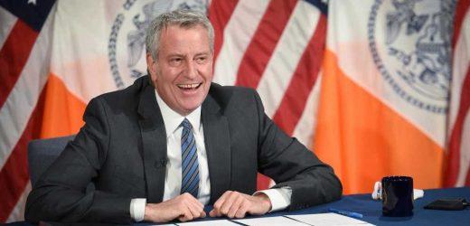 How Bill de Blasio is sabotaging NYC's next mayor
