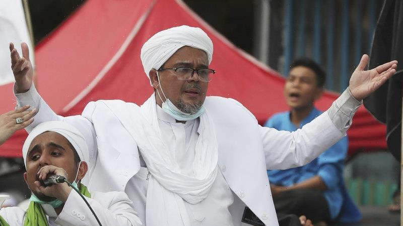 Indonesian cleric jailed for eight months for breaking COVID-restrictions