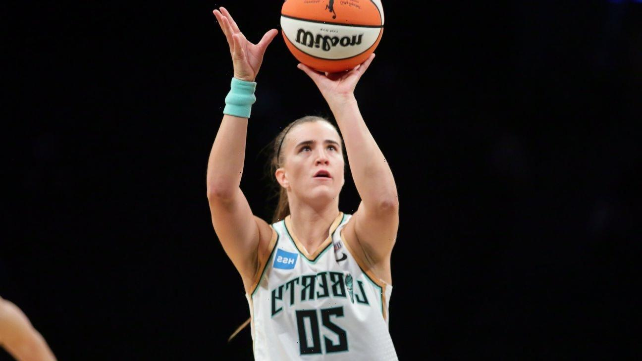 Ionescu youngest to record WNBA triple-double