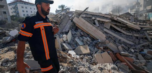 Israeli airstrike on Gaza home kills 10, mostly children as both sides press for an advantage