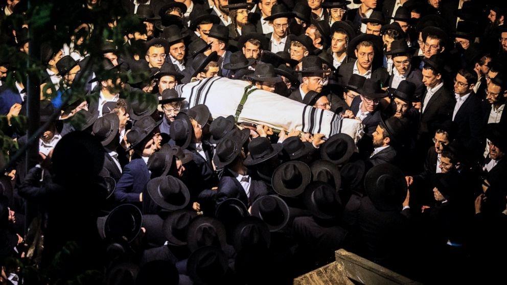 Israeli watchdog to investigate deadly festival stampede